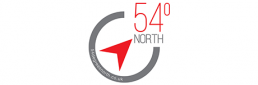 54 Degrees North Logo