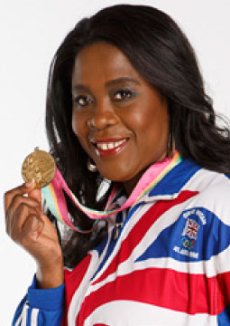 Tessa Sanderson Olympic Athlete